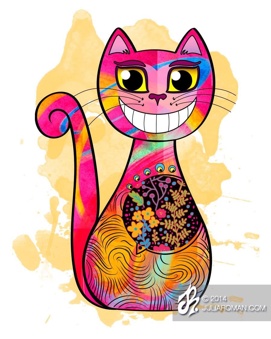 'Clementino' Cat Art